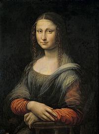 mona lisa prado s version wikipedia