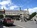 Corfe Castle Village Square - geograph.org.uk - 302522.jpg