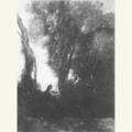 Corot - La Bacchante retenant l'amour, 1865, Private Collection, R1635.png