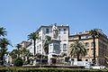Corsica Ajaccio Place Foch Fontaine des Quatre Lions.jpg