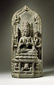 Cosmic Form of the Hindu God Shiva (Sadashiva) LACMA AC1992.164.1.jpg