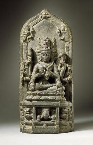 Sadasiva - Sadasiva from West Bengal. 11th c. CE