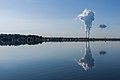 Cospudener See mit Kraftwerk Lippendorf, 1708281031, ako.jpg