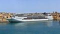 Costa Fascinosa and MSC Armonia in Malta (MSC Armonia).jpg