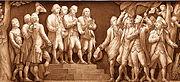 Obraz Costagginiego - Czytanie Deklaracji Niepodległości.jpg
