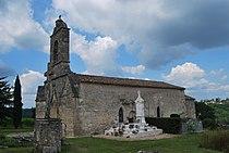 Coubeyrac église St Philippe 3.JPG
