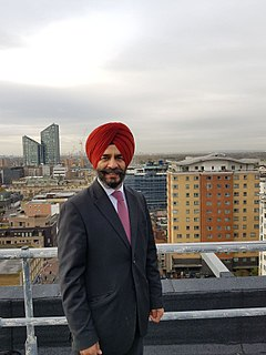 Jas Athwal British Labour Party politician