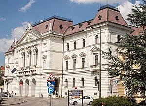 Veszprém County - Countyhall of Veszprém.