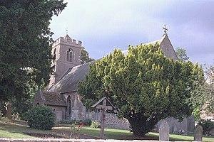Coveney, Cambridgeshire - Image: Coveney Parish Church geograph.org.uk 131339