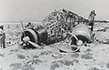 Crashed Italian Savoia-Marchetti SM.79 - North Africa? (4872954457).jpg