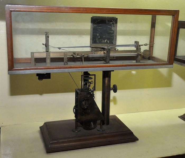 Jagadish Chandra Bose Crescograph