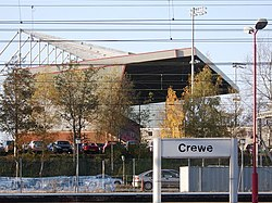 Crewe Alexandra Football Club's main stand - geograph.org.uk - 381598.jpg