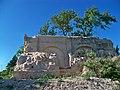 Crillon le Brave - Ruine Chapelle St Michel 3.JPG
