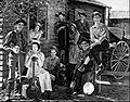 Crocketts of Kentucky cast 1934.jpg