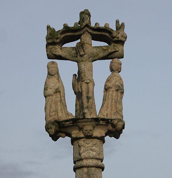 Croix de cimetière (Réguiny)