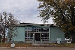 Crossett Post Office - Image: Crossett Post Office