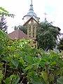 Cruce sculptata in lemn - Biserica Voivodenia - panoramio.jpg