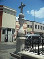 Cruz del Atrio de la Catedral de San Idelfonso, Mérida, Yucatán (01).jpg