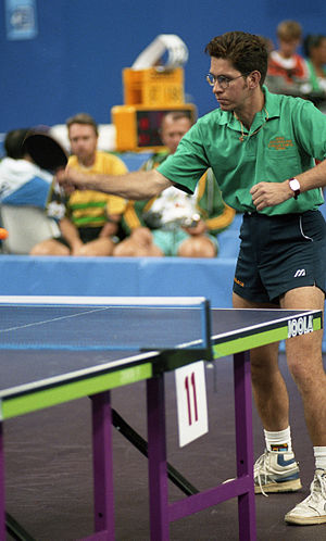Table tennis at the 1992 Summer Paralympics - Table tennis at the 1992 Paralympics