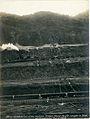 Culebra Cut, Cross-section. Steam Shovel No. 231 caught in Slide at Cucaracha..jpg