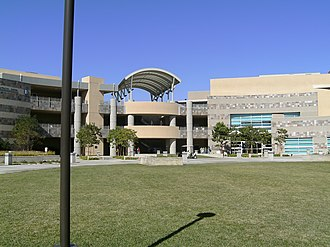 Cuyamaca College - Cuyamaca College's new Communication Arts Building is the campus's most prominent feature.