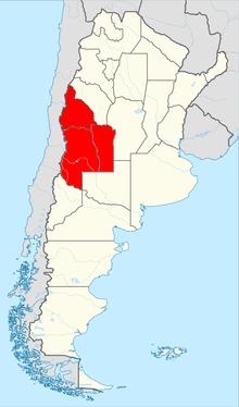 Cuyo (Argentina) - Wikipedia