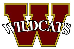 Cypress Woods High School - Image: Cy Woods Logo