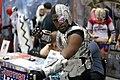 Cyborg cosplayer (30412407172).jpg