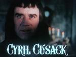 Schauspieler Cyril Cusack