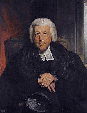 Cyril Jackson (priest) - Cyril Jackson