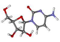 Cytarabine ball-and-stick.png