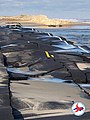 DORIAN 2019.09.06 Road Damage Ocracoke Island (48694156386).jpg