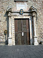 DSC00851 - Taormina - Portale della cattedrale -1633- - Foto di G. DallOrto.jpg