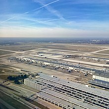Detroit Metropolitan Airport - Wikipedia on