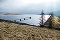 Daer Reservoir from Sweetshaw Brae - panoramio.jpg