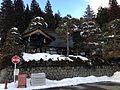 Daidoji Temple in Ichinomiya, Takayama, Gifu 20150123.JPG