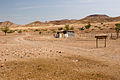 Damaraland Camp parking area (3689573415).jpg
