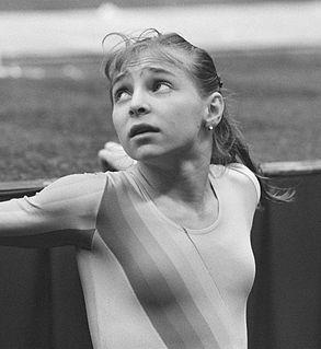 Daniela Silivaș Romanian artistic gymnast