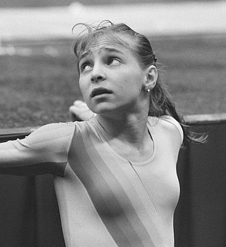Daniela Silivaș - Silivaș in 1987
