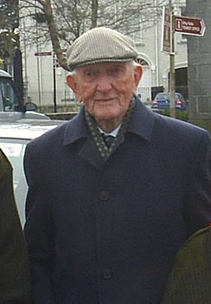 Republican Sinn Féin - Irish War of Independence veteran and RSF Patron Dan Keating