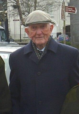 2007 in Ireland - Dan Keating