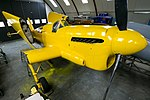 Danmarks Flymuseum, Stauning - restoration hangar, Fairey Firefly (27821079926).jpg
