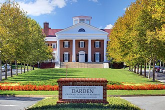 University of Virginia Darden School of Business - Darden Business School