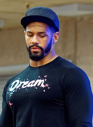 Darren Young - Young in April 2016