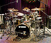 Dave Weckl's drum kit @Jazz Alley, 8th Dec. 2007.jpg
