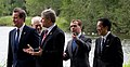 David Cameron Herman Van Rompuy Stephen Harper Dmitry Medvedev and Naoto Kan cropped 36th G8 summit member 20100625.jpg