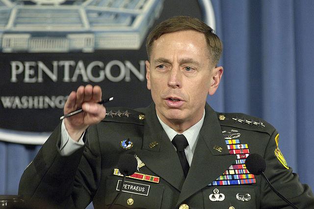 David_H._Petraeus_press_briefing_2007.jpg: David Petraeus