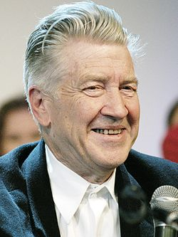 David Lynch vuonna 2009.