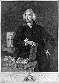 David Macbride. Engraving by J. T. Smith, 1797, after Reynol Wellcome L0012493.jpg