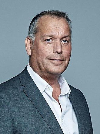 David Warburton - Image: David Warburton MP